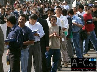 Aumento del desempleo